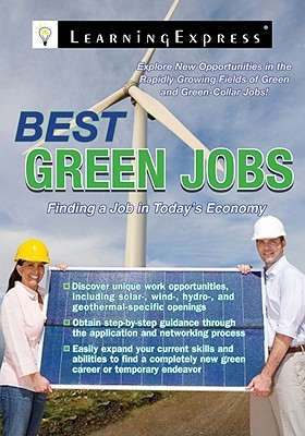Best Green Careers By Learningexpress (COR)